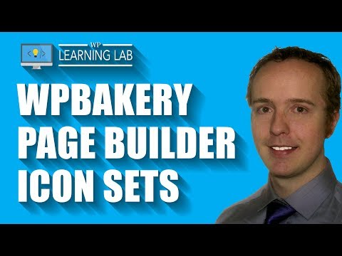 WPBakery Page Builder Icons Explained and Demonstrated - WPBakery Tutorials Part 15
