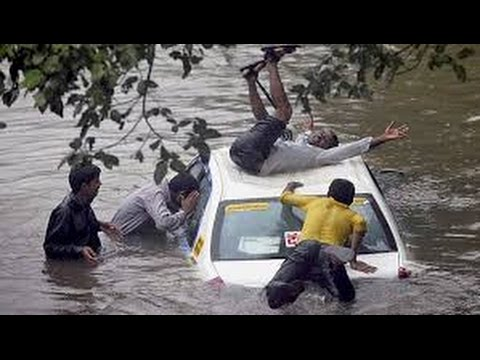 Chennai is battling worst rains in nearly 100 years - by RAVI KC  Part  2
