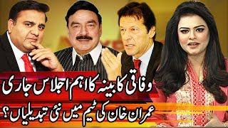 PM Imran Khan Chairs Federal Cabinet Meeting    Express Expert 10 December 2018   Express News