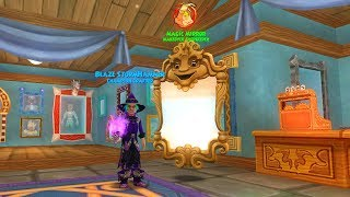 Wizard101: The Magic Mirror Shop!
