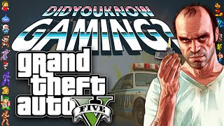Grand Theft Auto 5 - Did You Know Gaming? Feat. Rated S Games