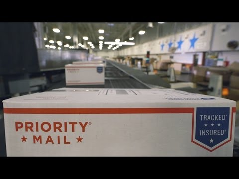 THIS IS IMPROVED TRACKING For Priority Shipping - USPS