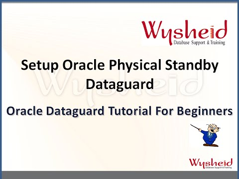 Step by Step guide to build data guard in Oracle 11g |Physical standby database Data guard |