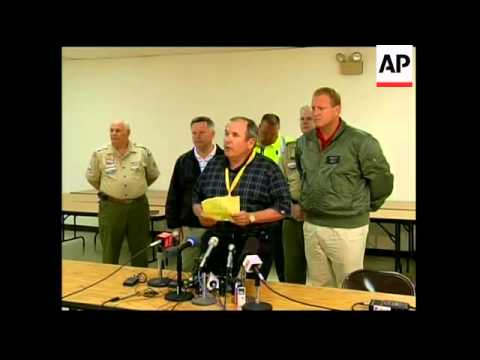 Aftermath of tornado which killed four scouts, reaction