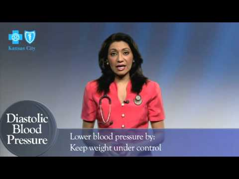 Diastolic Blood Pressure
