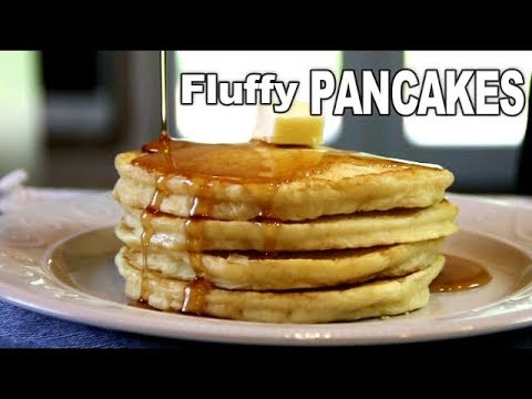 Fluffy Pancakes in 15 Minutes