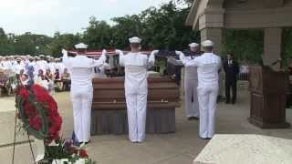 Randall Smith Laid To Rest