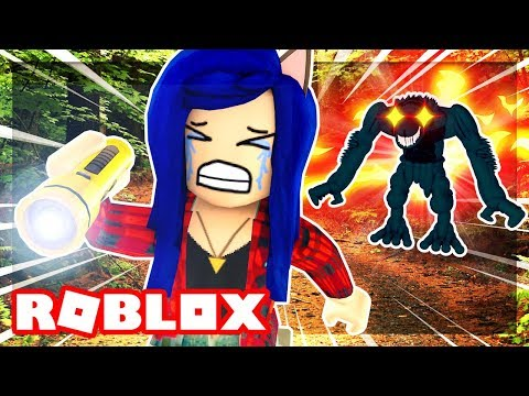 Roblox Family - YOU WON'T BELIEVE WHAT I FOUND IN THIS CREEPY HAUNTED FOREST! (Roblox Roleplay)