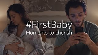 #FirstBaby #WhatMatters