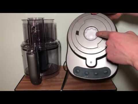 Cuisinart Elemental Food Processor Introduction (Elemental vs Prep Plus)
