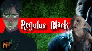 The Story of Regulus Black Explained (+Kreacher