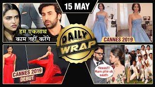 Priyanka At Cannes, Deepika Signs Ranveer