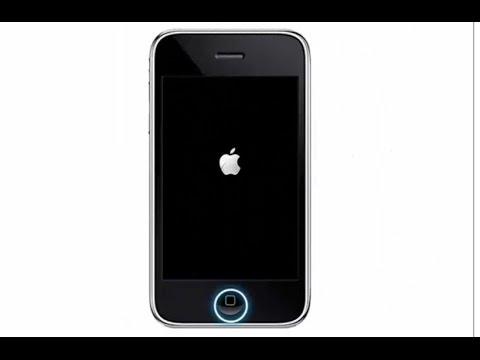 iPhone 3GS Hard Reset