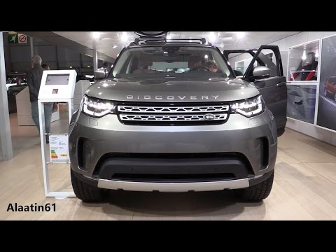 All New Land Rover Discovery 2017 In Depth Review Interior Exterior