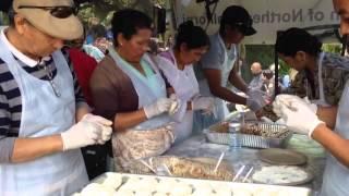 Himalayan Fair, TANC MOMO CAFE(Tibetan Association of Northern California)