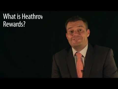 What is Heathrow Rewards?