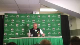 Danny Ainge: Boston Celtics would have taken Jayson Tatum at No. 1