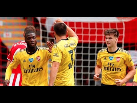 Sheffield UTD 1 v 2 Arsenal: PEPE IS ONLY GOING TO GET BETTER & TIERNEY IS THAT GUY!