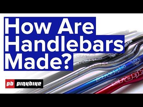 How Bike Handlebars Are Made