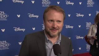 D23 Star Wars: The Last Jedi - Rian Johnson - 2017 Lucasfilm HD