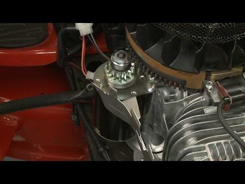 Briggs & Stratton Riding Mower Engine Starter Motor #693551