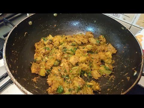 Kaddu Ki Sabzi ( Pumpkin Curry)