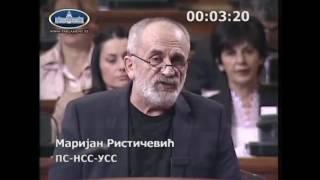 Marijan Rističević i pašnjaluci