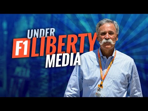 WHAT LIBERTY MEDIA HAS DONE FOR F1