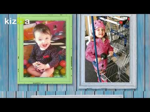 Kaitlyn's 4th Birthday collage video
