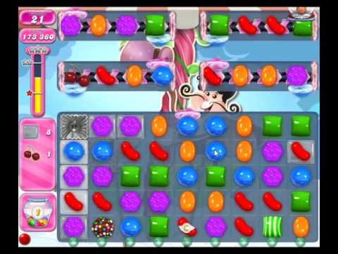 Candy Crush Saga Level 1808 - NO BOOSTERS