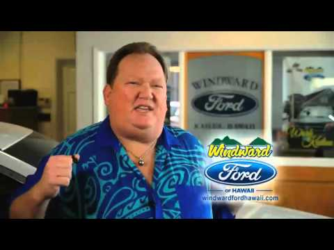 KellyBoy presents Windward Ford of Hawaii's Friends and Neighbors pricing sale event