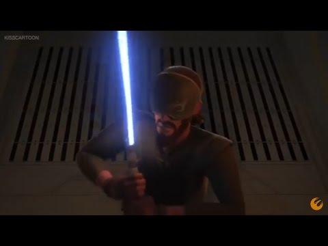 Star Wars Rebels: The crew getting Hera Back