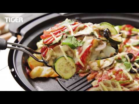 TIGER - STEAMBOAT (CQD-B) - VEGETABLE PIZZA BY HEAP SENG GROUP