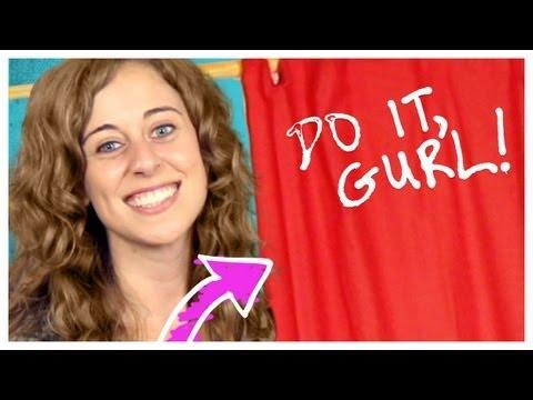 DIY Curtains From a Bedsheet! - Do It, Gurl