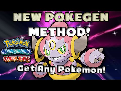 How to Get Any Pokemon With PKHeX! - September 2015 Omega Ruby and Alpha Sapphire