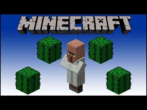 Minecraft Tutorial :: Villager Killer