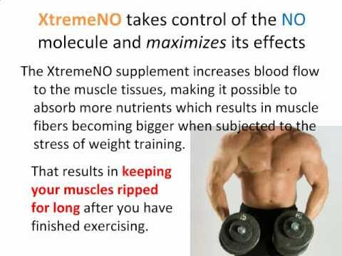 XtremeNO Muscle Builder by Muscle Advance Review