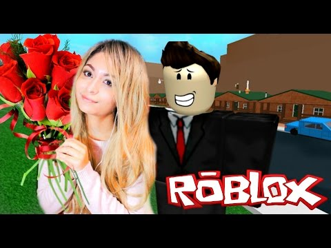 FINDING A BOYFRIEND IN ROBLOX   Roblox Online Dating?!