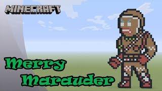 Minecraft Tuto Pixel Art Fortnite Le Roi