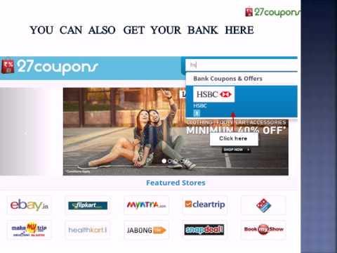 HSBC Bank Offers