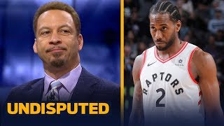 'Kawhi will go to Lakers & it's his best chance to win titles' — Broussard | NBA | UNDISPUTED