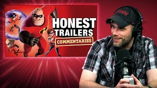 Honest Trailers Commentary - The Incredibles