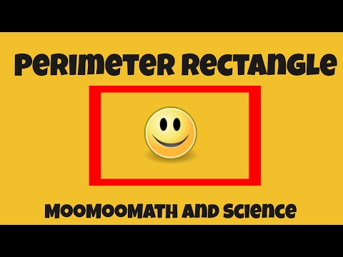 How to find the perimeter of rectangle-MooMooMath