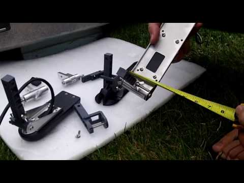 Fish Finder Mounts .com transducer adapters explained