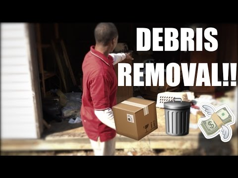 Property Preservation  - Debris Removal Motivation!!