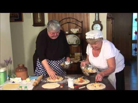 Cornish pasty making DVD