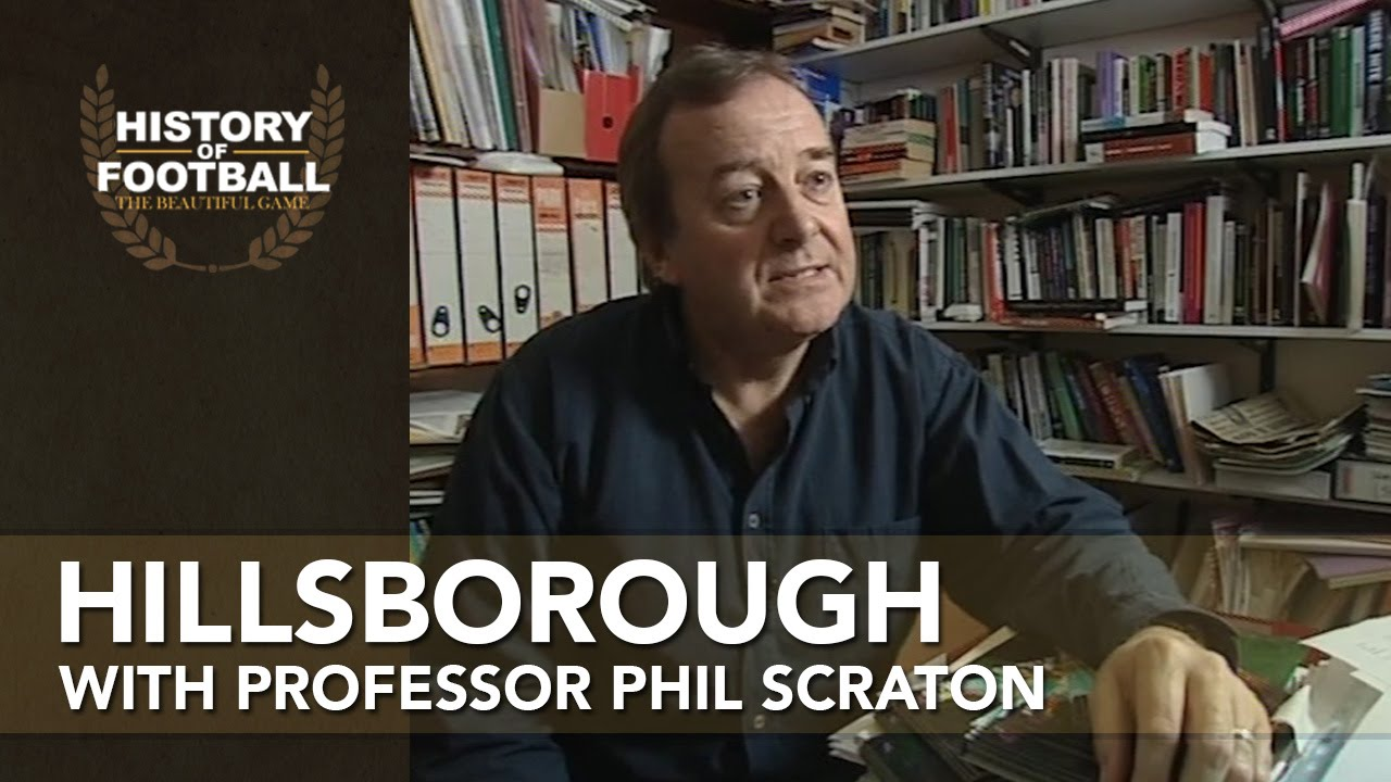 Hillsborough The Truth   Football Disaster   Interview With Professor Phil Scraton