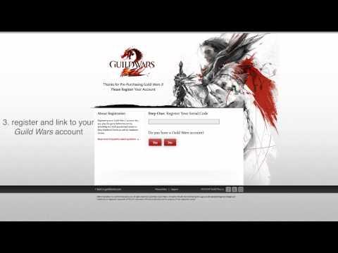 Guild Wars 2 Tutorial: Purchasing Guild Wars 2