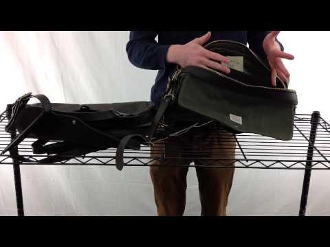 Filson Briefcases. Compare Filson 11070256 & 11070257