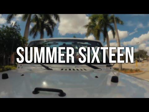 OUR CRAZY SUMMER! - Summer 2016 Montage
